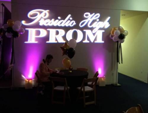 Presidio High Prom